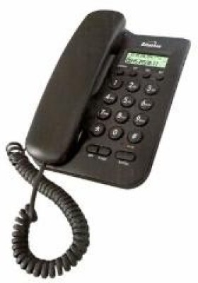 Binatone Spirit 200 Corded Landline Phone (Black)