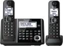 Panasonic KX-TFG342B Corded & Cordless Landline Phone (Black)