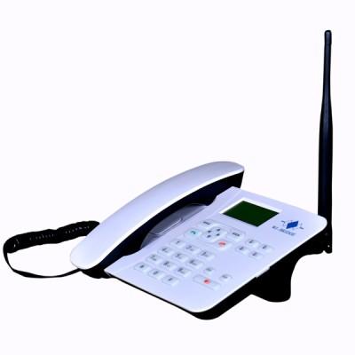 Wibridge RM2G102 Corded Landline Phone (White)