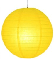 E-plant Paper Lantern (Yellow, Pack Of 1)
