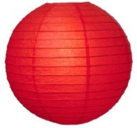 TGs Paper Lantern (Red, Pack Of 1)