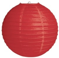 E-plant Paper Sky Lantern (Red, Pack Of 1)