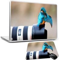 Print Shapes Bird On Camera Combo Set (Multicolor)