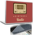 Headturnerz Designer Vintage Minimal Radio Combo Set - Multicolor