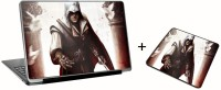 Aurra Avatar (Ultima) Laptop Skin And Mousepad Skin Combo Set Combo Set (Multicolor)