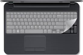 """DGB Keyboard skin, Laptop screen guard, Laptop skin for 15.6"""" laptop Combo Set"""
