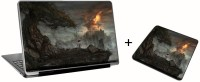 Aurra Cervantes De Leon Laptop Skin And Mousepad Skin Combo Set Combo Set (Multicolor)
