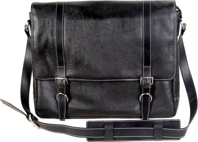 Tortoise 17 inch Laptop Messenger Bag