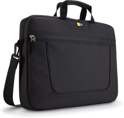 Case Logic 15.6? Top Loading 15 Inch Laptop Bag Black available at Flipkart for Rs.2450