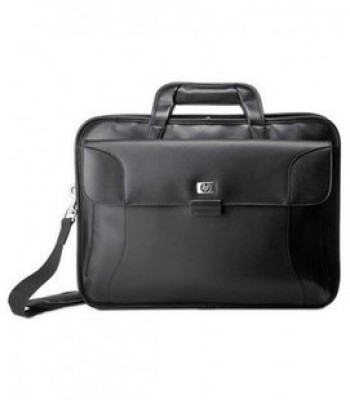 HP Kg205   Original 15 inch Laptop Bag Black A201 available at Flipkart for Rs.1499