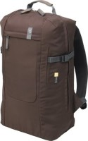 Case Logic 15 Inch Laptop Backpack (Brown)