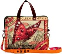 The House Of Tara Canvas 014 15 Inch Laptop Bag - Multi-color
