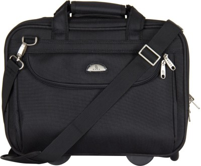 Kara 14 inch Trolley Laptop Strolley Bag