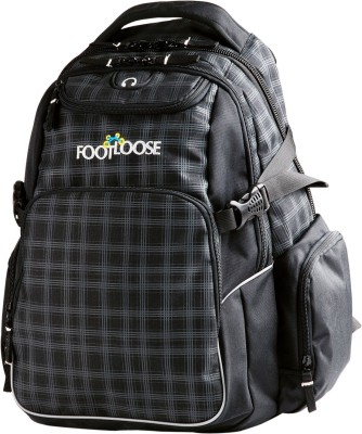 Buy Footloose Chkmate 14 inch Laptop Backpack: Laptop Bag