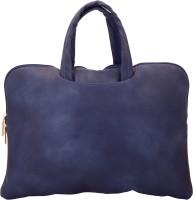 9design 10 Inch Laptop Tote Bag Blue, Navy Blue