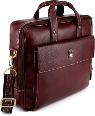 WildHorn 13 inch Laptop Messenger Bag (Brown) Rs.1614 From Flipkart