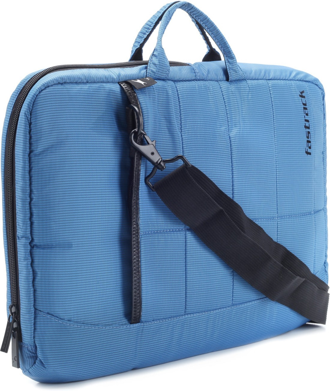 Fastrack Laptop Messenger Bag Blue - Price in India ...