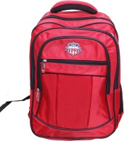American Flyer MissionFly 17 Inch Laptop Backpack Red5