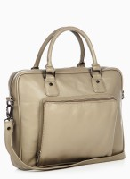 Gauge Machine 15 Inch Laptop Messenger Bag Grey