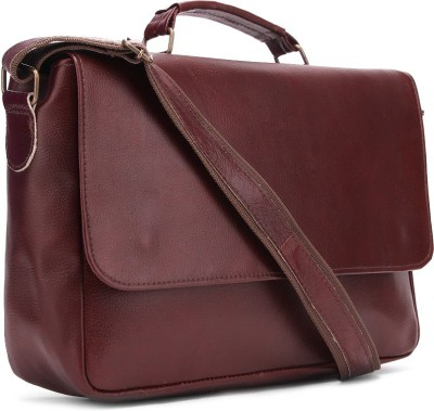 Alessia Laptop Messenger Bag