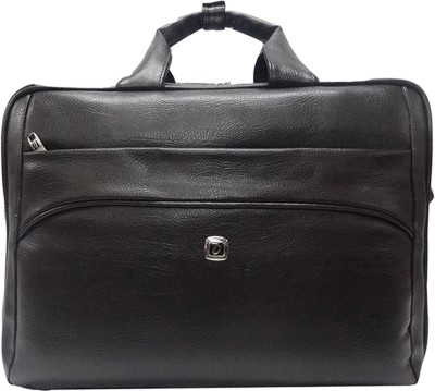 Dicky Bags Executive 15 inch Laptop Bag Black 06 available at Flipkart for Rs.2599