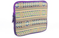 The Kala Shop Multicolor Laptop Sleeve 13 Inch Sleeve/Slip Case (Multicolor-06)