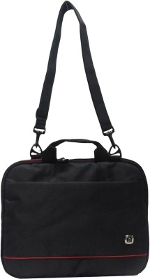 Dicky Bags Executive 15 inch Laptop Bag Black 06 available at Flipkart for Rs.699