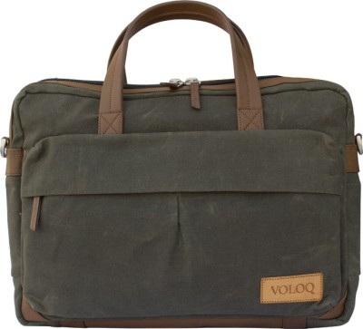 VOLOQ 15 inch Laptop Messenger Bag