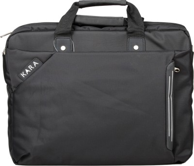 Kara 15 inch Laptop Bag Black