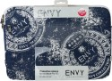 Envy Echo Macbook 13 inch - Hippy 13 inch Laptop Sleeve - MSHPM-BL