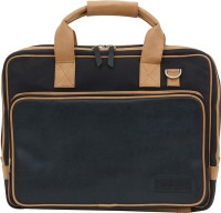 Voloq 15 Inch Laptop Messenger Bag (Velicon Oxford Blue)