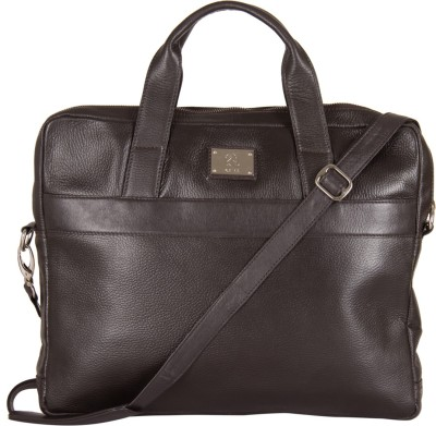 Kara 17 inch Expandable Laptop Messenger Bag