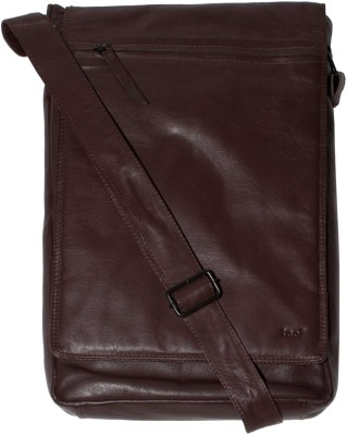 Leaf Addiction 15 inch Laptop Bag Brown available at Flipkart for Rs.2059