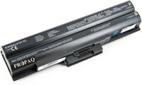 Propaq VAIO VPCCW2S1E/R,VAIO VGN-FW170JH,VAIO VGN-FW180EH 6 Cell VAIO VPCCW2S1E/R, VAIO VGN-FW170JH, VAIO VGN-FW180EH Laptop Battery
