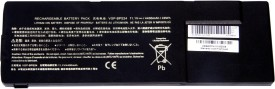 4D Sony Vaio SVS13133CAW 6 Cell Laptop Battery