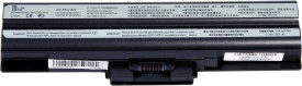 4D 4d Sony Vaio BPS13b VPCCW26FG/W 6 Cell Laptop Battery