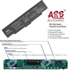 ARB Sony VAIO VGN-SZ740EA 6 Cell Laptop Battery