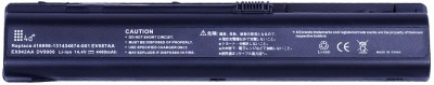 4D HP dv9908ca Laptop Battery