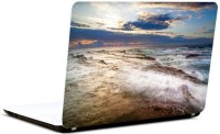 Pics And You In The Ocean 2 3M/Avery Vinyl Laptop Decal (Laptops And MacBooks)