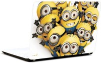 Pics And You Minions Overloaded Vinyl Laptop Decal (Laptops And Macbooks)