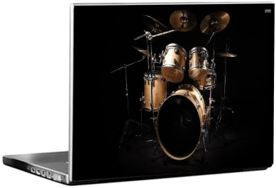 Holicshop Remo Drum Kit Logo Laptop Skin