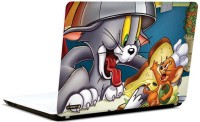Pics And You Tom And Jerry Cartoon Themed 164 3M/Avery Vinyl Laptop Decal 15.6 (Laptops And MacBooks)