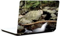 Pics And You Waterfall 3M/Avery Vinyl Laptop Decal (Laptops And MacBooks)
