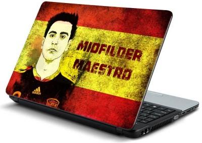 ezyPRNT Xavi Football Player LS00000439