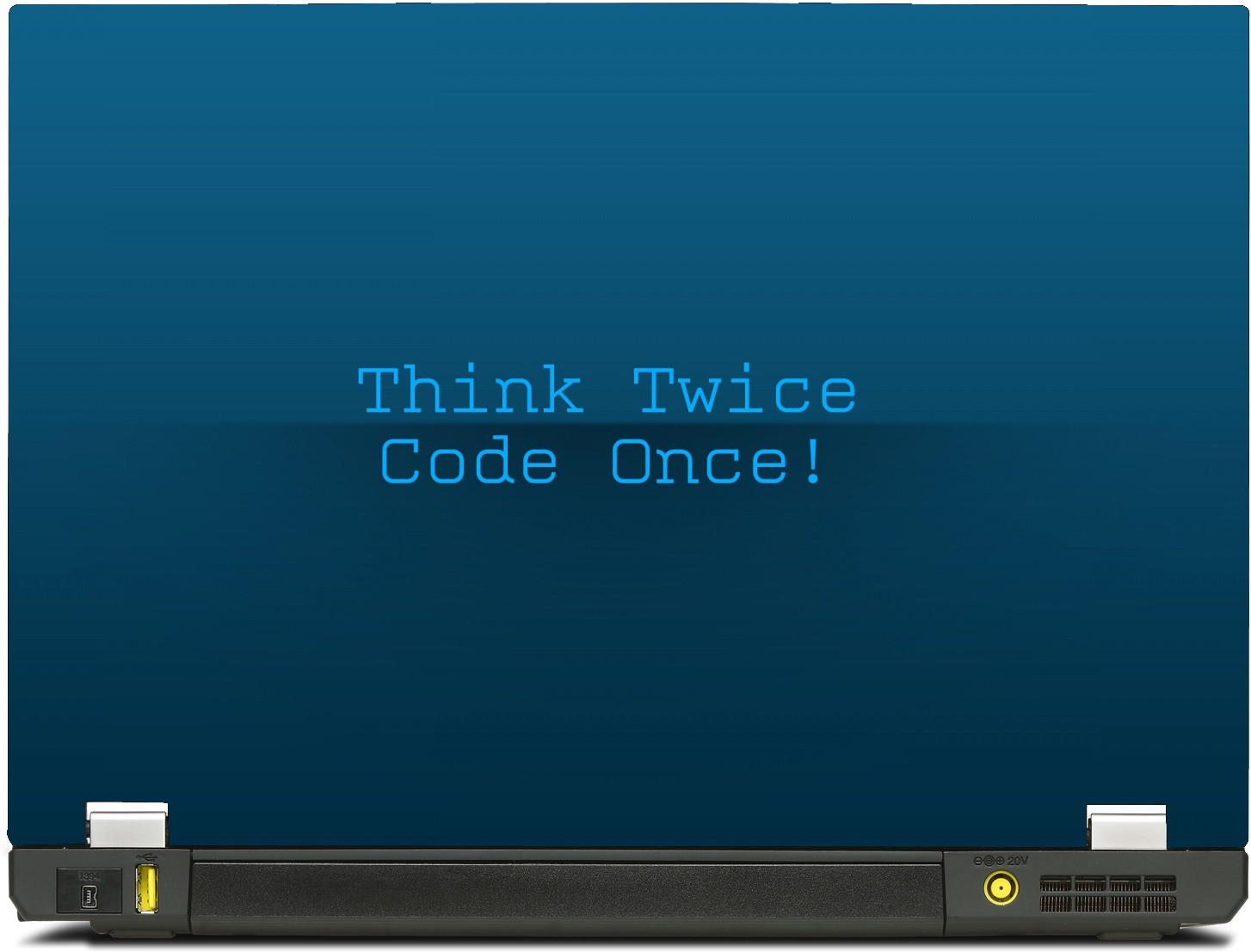 Group Of Think Twice Code Once