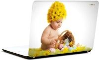Pics And You Cute Baby 2 3M/Avery Vinyl Laptop Decal 15.6 (Laptops And MacBooks)