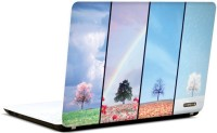 Pics And You Shades Of Nature 3M/Avery Vinyl Laptop Decal (Laptops And MacBooks)