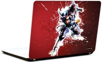 Pics And You Tekken Cartoon Themed 294 3M/Avery Vinyl Laptop Decal (Laptops And MacBooks)