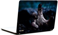 Pics And You Scary Hand Vinyl Laptop Decal (Laptops And Macbooks)