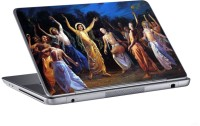 AV Styles Lord Krishna Dancing Skin Vinyl Laptop Decal (All Laptops)